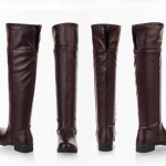 10-size-Yes-all-two-colors-cosplay-Attack-on-Titan-Scouting-Legion-long-boots-shoes-of-my-Brown-Brown-23cm-36-cafe-japan-import-0