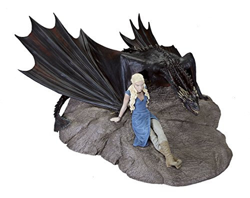 Action Figur Game of Thrones Daenerys and Drogon