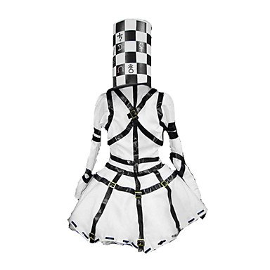 Alice: Madness Returns Alice Mad Hatter Kleid Cosplay