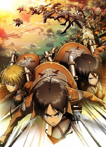 Artbook: Attack on Titan – Drawing for Animation Vol.5 Story 19 – 25 (jap. Originalausgabe)