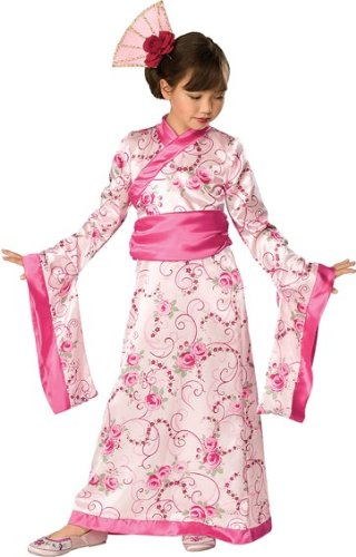Child Asian Princess Fancy dress costume