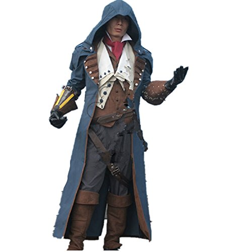 Assassin's Creed Unity Arno Victor Dorian Cosplay Kostuem