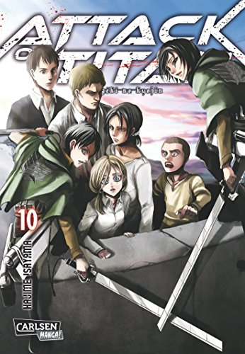 Attack on Titan, Band 10