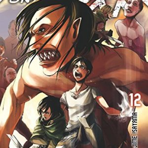 Attack on Titan, Band 12