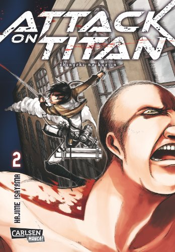 Attack on Titan, Band 2