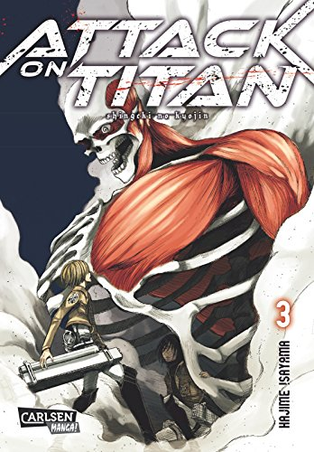 Attack on Titan, Band 3