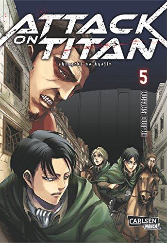 Attack on Titan, Band 5