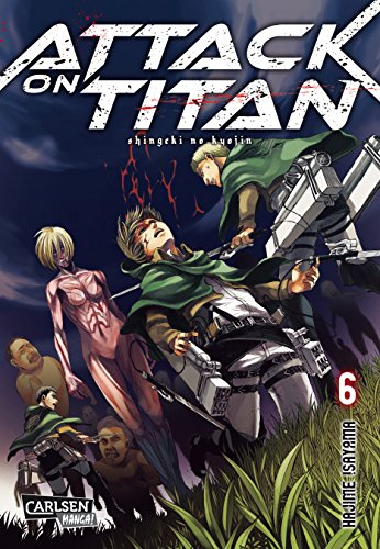 Attack on Titan, Band 6