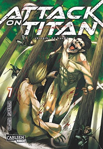 Attack on Titan, Band 7