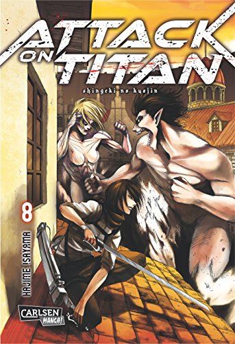 Attack on Titan, Band 8