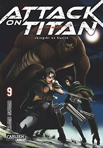 Attack on Titan, Band 9