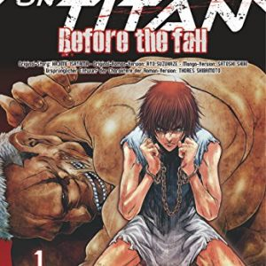 Attack on Titan – Before the Fall, Band 1
