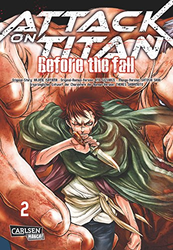 Attack on Titan – Before the Fall, Band 2