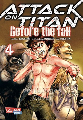 Attack on Titan – Before the Fall, Band 4