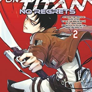 Attack on Titan – No Regrets, Band 2