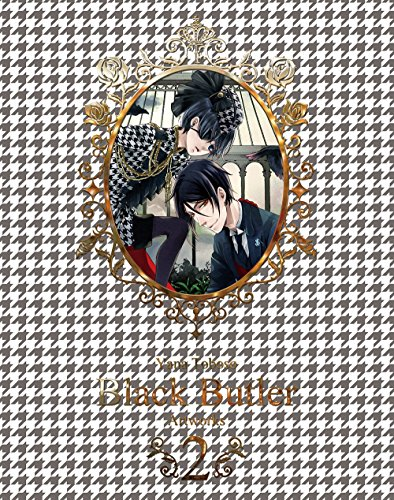 Black Butler Artworks 2 – Artbook (Japan-Import) , Yana Toboso