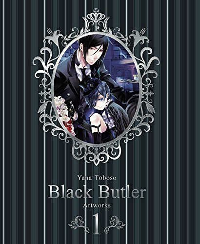 Black Butler: Black Butler Artworks, Band 1