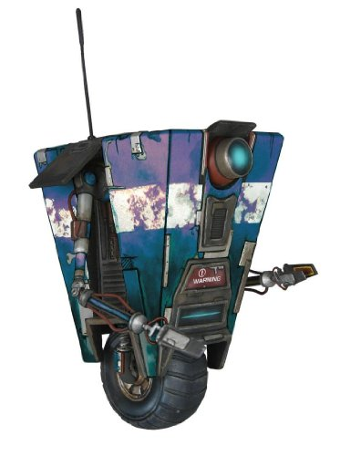 Borderlands: Claptrap AKA: CL4P-TP Model: Blue