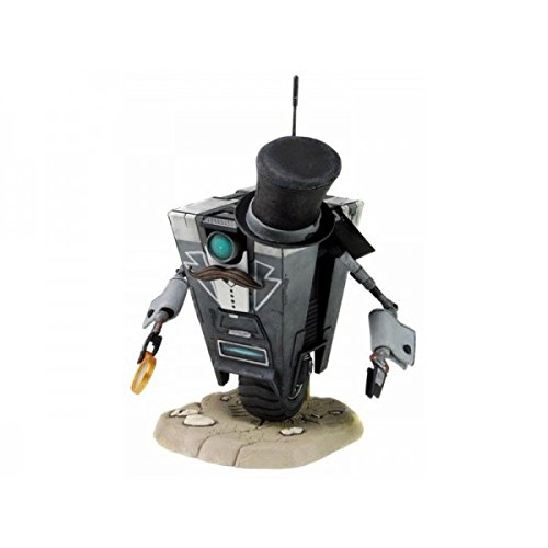 Borderlands: Claptrap AKA: CL4P-TP Model Gentleman
