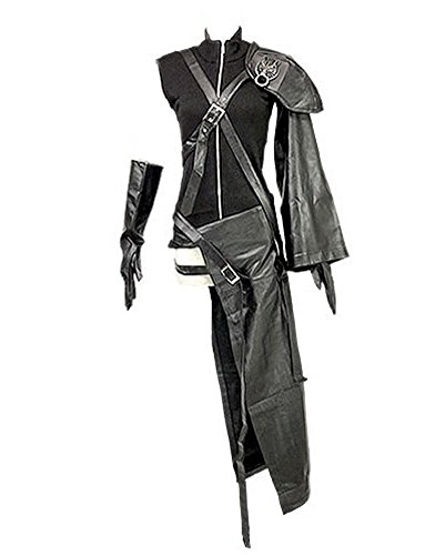 CUSTOM-MADE COSPLAY Final Fantasy FF7 AC Cloud Strife Kostuem Herren