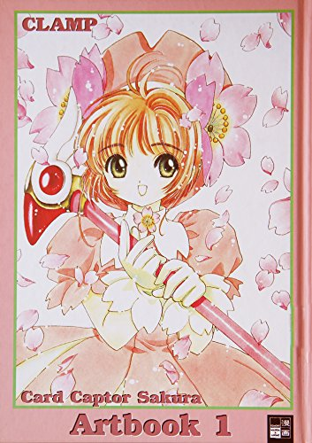 Card Captor Sakura, Artbook 1