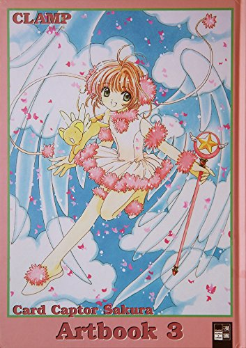 Card Captor Sakura, Artbook 3