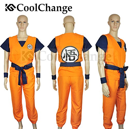 CoolChange Dragon Ball Son Goku Kostüm