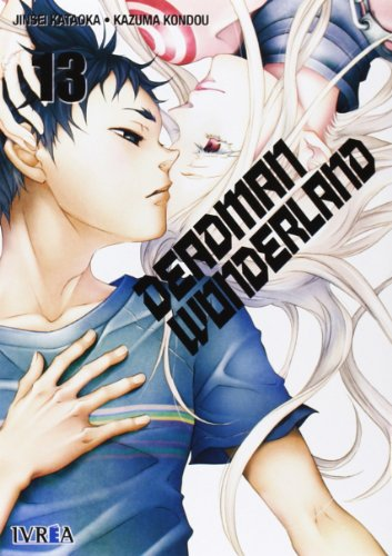 Deadman Wonderland 13 (Seinen Deadman Wonderland)
