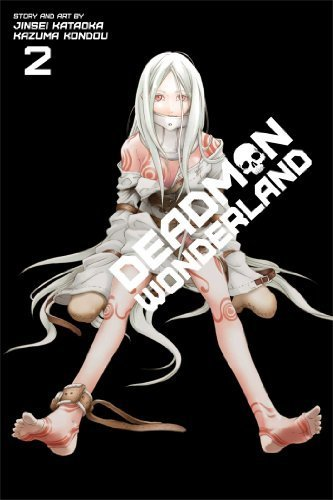 Deadman Wonderland, Vol. 2 by Jinsei Kataoka (2014-04-08)