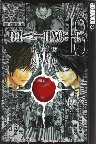 Death Note 13 – How to read