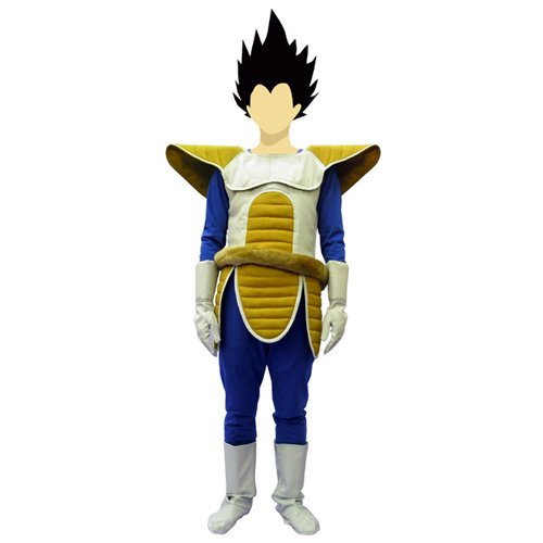 Dragon Ball Kai Vegeta Battle Jacket Cosplay Kostüm Free Size