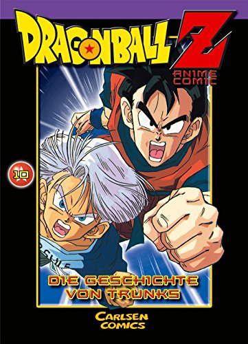 Dragon Ball Z, Band 10
