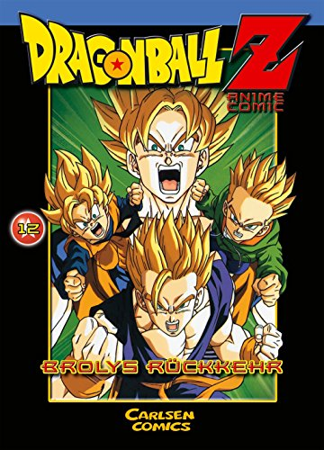 Dragon Ball Z, Band 12