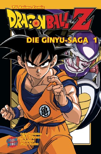 Dragon Ball Z – Die Ginyu-Saga, Band 1