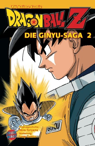 Dragon Ball Z – Die Ginyu-Saga, Band 2