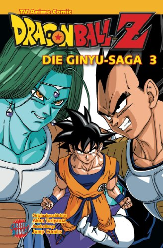Dragon Ball Z – Die Ginyu-Saga, Band 3