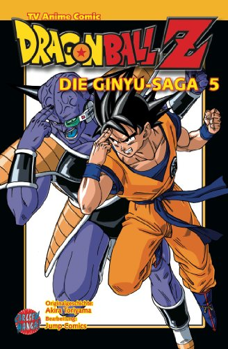 Dragon Ball Z – Die Ginyu-Saga, Band 5