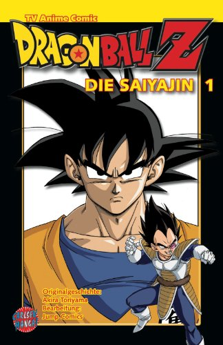 Dragon Ball Z – Die Saiyajin, Band 1