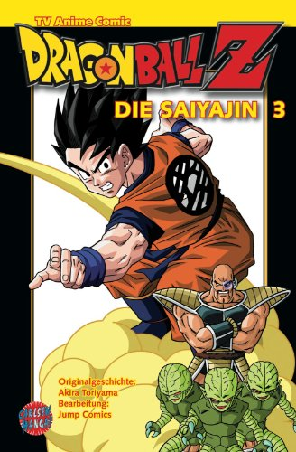 Dragon Ball Z – Die Saiyajin, Band 3