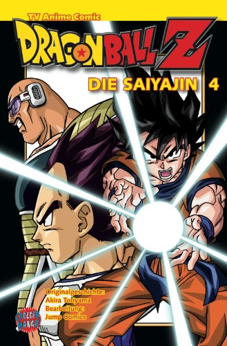 Dragon Ball Z – Die Saiyajin, Band 4