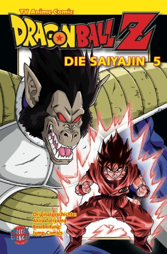 Dragon Ball Z – Die Saiyajin, Band 5