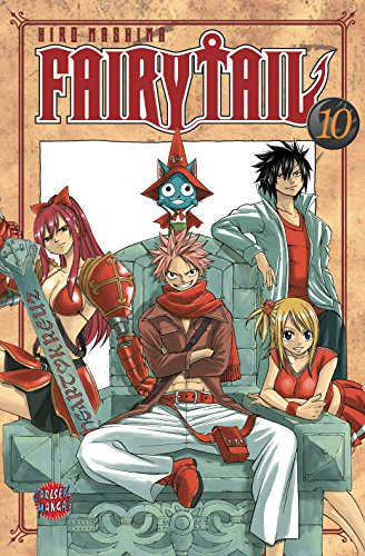 Fairy Tail, Band 10