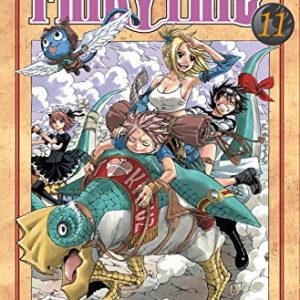 Fairy Tail, Band 11