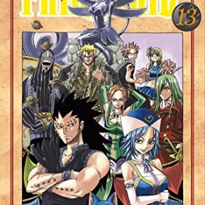 Fairy Tail, Band 13