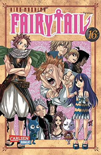 Fairy Tail, Band 16