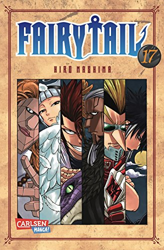 Fairy Tail, Band 17