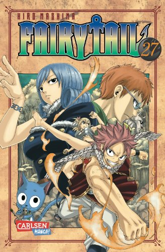 Fairy Tail, Band 27