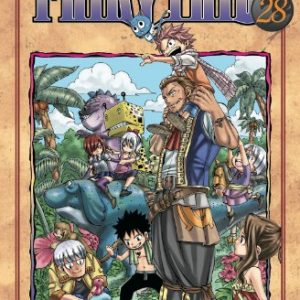 Fairy Tail, Band 28