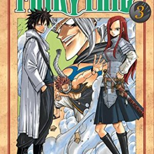 Fairy Tail, Band 3