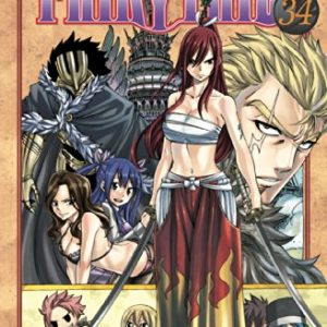 Fairy Tail, Band 34